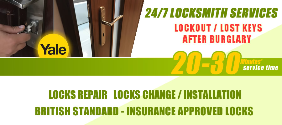 Aldenham locksmith services
